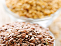What is it about flaxseeds?