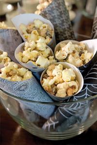 White cheddar popcorn crunch