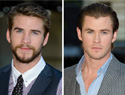 Who's hotter: Chris Hemsworth vs. Liam Hemsworth