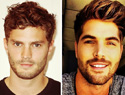Who's hotter: Jamie Dornan vs. Nick Bateman