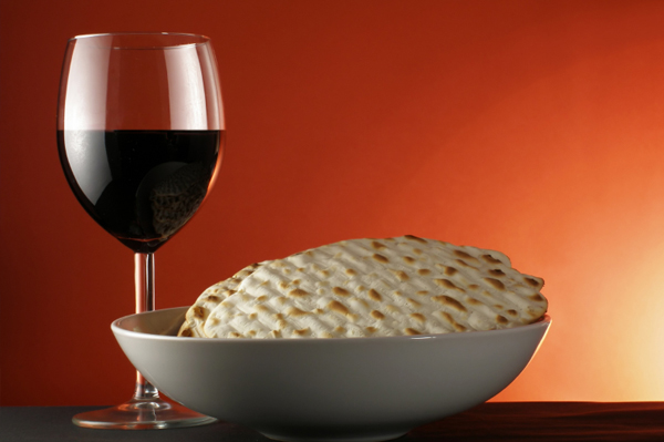 Wine and Matzah