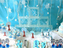 Winter birthday parties for little boys