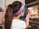 How to clean your microwave