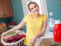 10 Ways to use dryer sheets outside the laundry room