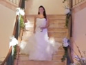 Bride honors her late father with unforgettable walk down the aisle (VIDEO)