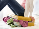How to fit a week's worth of clothes in a carry-on