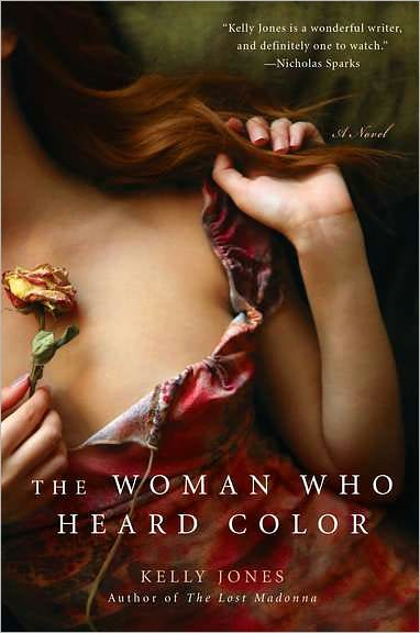 The Woman Who Heard Color Cover