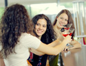 Tips to scheduling a girls' night and sticking with it