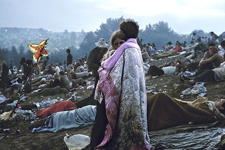 Woodstock, the Oscar-winning documentary
