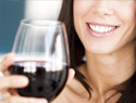 Wine protects against tooth decay, so drink up!