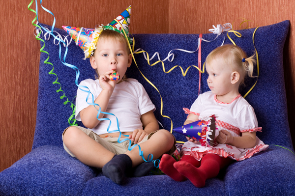 Ring in the new year with kids