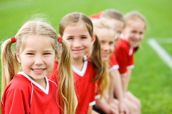 Raising soccer stars