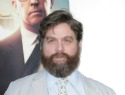 Zach Galifianakis takes woman he saved to The Hangover 3