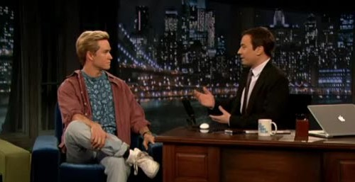 Mark does Jimmy Fallon for the Saved By the Bell Reunion effort