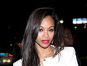 Zoe Saldana goes on lunch date with Bradley's mother