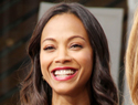 Zoe Saldana sorta comes out as bisexual 