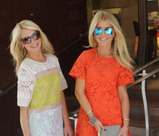 Lisa Harris & Jenna Crandall