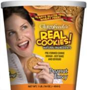 GlutenFreeda Peanut Envy Real Cookies