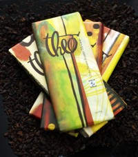 Theo Dark Chocolate Origin Bars