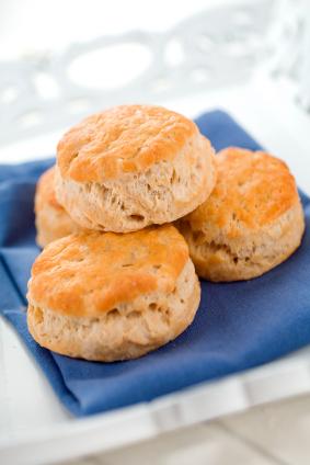 Acorn Squash Biscuits