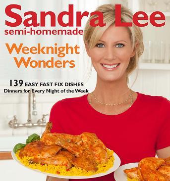 Easy Weeknight Meals From Sandra Lee