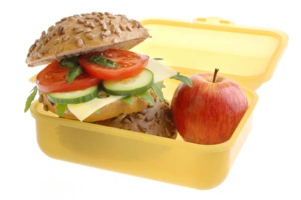 Image Gallery healthy school lunch box