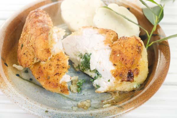 M S Chicken Kiev Classic chicken kiev recipe