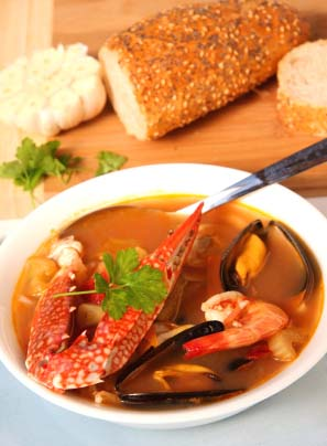 Fish  Good   on Good For You Fish Stew  Cioppino