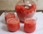 Fruit punch slush