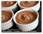 Chocolate Cream Topping