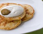 Savory Dinner Pancakes