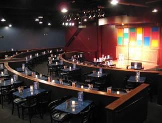 The Richmond Funnybone Comedy Club Restaurant Richmond Va