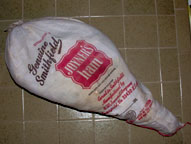 country ham, recipes, smithfield ham