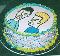 cake decorating, put any picture on a cake