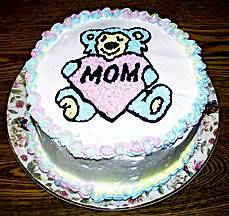put any picture on a cake, cake decorating