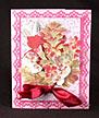 cardmaking, papercrafts, 3-d floral cards