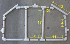 Composter Frame