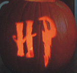 easy harry potter pumpkin carving patterns.