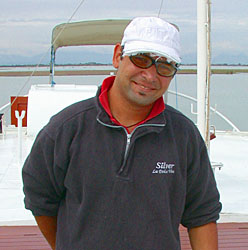 Chef Eros Libero Ameduri