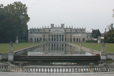 Villa Pisani, Stra, Italy