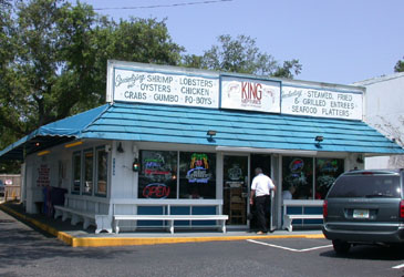 king neptunes, gulf shores, alabama