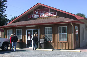 Hackett S Cajun Kitchen Menu