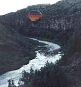 ballooning in taos