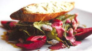 Brennan's of Houston Texas Strawberry Salad