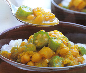 Williams-Sonoma's Curried Chickpea and Potato Stew