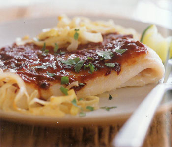 Williams-Sonoma's Chipotle Baked Fish