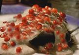 Chiles en Nogada - Stuffed Chiles in Walnut Sauce