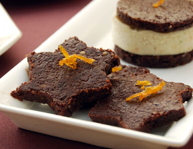 Carob cookies recipe