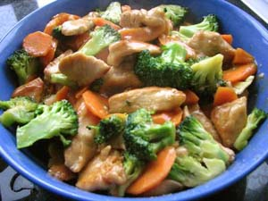 Chinese chicken with broccoli and carrots recipe chinese chicken with broccoli and carrots forumfinder