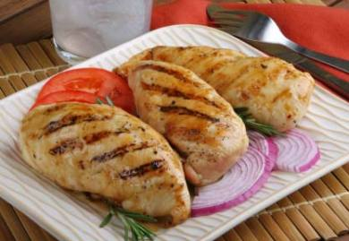 Greek grilled chicken